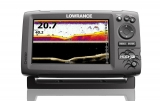 Sonar LOWRANCE Hook-7x Chirp so sondou