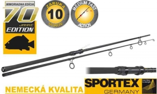 SPORTEX Advancer Carp 2-diel 366cm / 3,00lbs
